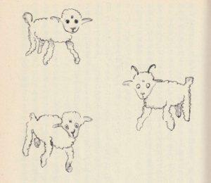 3匹のヤギ